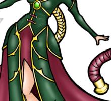 Celeste from Vainglory (No Background) Sticker
