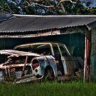 Peugeot 404 Suits restoration by Jason Ruth