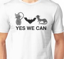 Yes We Can! Unisex T-Shirt