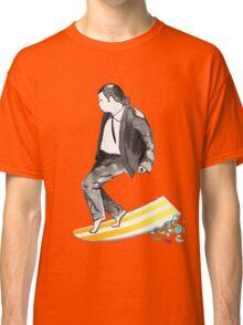 John SirVolta (surf-vol-ta) Classic T-Shirt