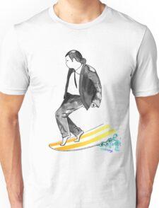 John SirVolta (surf-vol-ta) Unisex T-Shirt