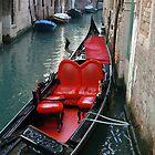 Gondola by Sue Ellen Thompson