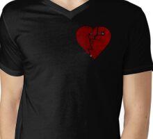 How To Mend a Broken Heart: The Punk Way Mens V-Neck T-Shirt