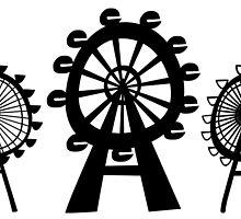 Ferris Wheel by siloto