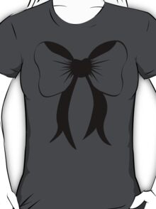 Black Bow T-Shirt