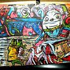 alice in wonderland box drawing 1. by Lele