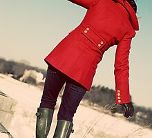 {the red coat} by meg4m