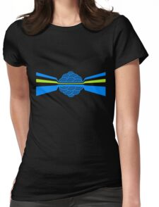 Clouded Horizon  Womens Fitted T-Shirt