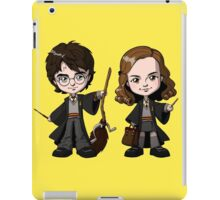 harry potter and hermione kids iPad Case/Skin