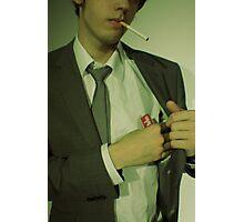 Smoking Kills #003 Photographic Print