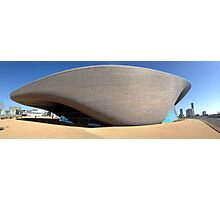 The London Aquatics Centre Photographic Print