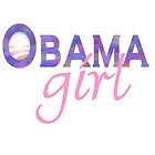 Obama Girl by Bobbi Miller-Moro