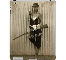 BAD GIRL iPad Case/Skin