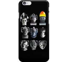Cyberman Evolution iPhone Case/Skin
