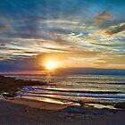 Maroubra sunrise by Alex Howen