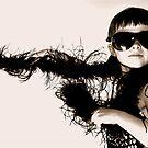 Black Boa by Etienne RUGGERI Artwork eRAW