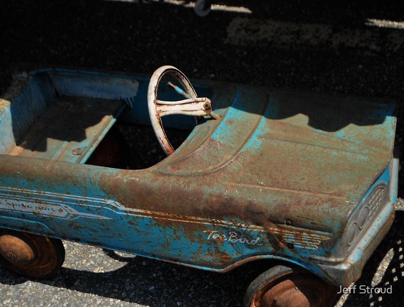 classic car  by Jeff Stroud