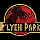 Rlyeh Park by Fuacka