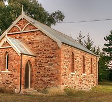 Rylstone Church by Michael Matthews