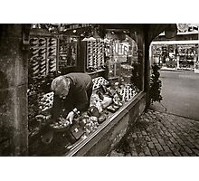 the tobacconist Photographic Print