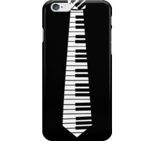Piano Key Neck Tie (1) iPhone Case/Skin