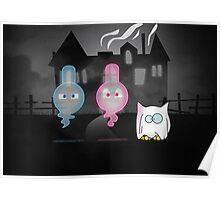 Nyu - Happy Halloween V2 Poster