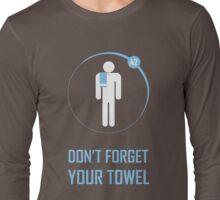 Towel Long Sleeve T-Shirt