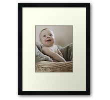 Camera Ham Framed Print