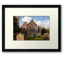 St.Nicholas at Wade Framed Print