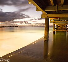 Under The Boardwalk by chloemay