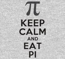 Keep Calm and Eat Pi One Piece - Long Sleeve