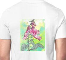 Digitalis Purpurea Unisex T-Shirt