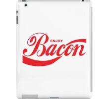 Enjoy Bacon iPad Case/Skin
