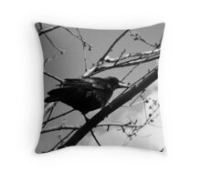 Dark knight -2- Throw Pillow