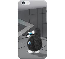 Nyu Portal testing room iPhone Case/Skin