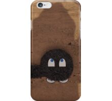 Nyu alone in the desert iPhone Case/Skin