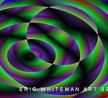 (FLOSS ) ERIC WHITMAN  ART   by eric  whiteman