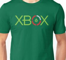 Red Ring Xbox Unisex T-Shirt