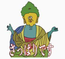 Buddharupa One Piece - Long Sleeve
