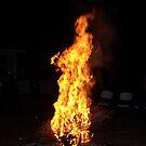 Ghost Fire by wayatsagi