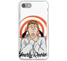 Yearly Review iPhone Case/Skin