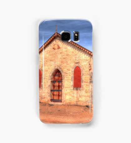 Worship In The Past Samsung Galaxy Case/Skin