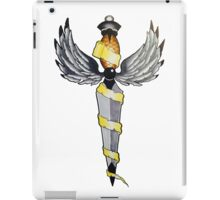 Dagger with Wings iPad Case/Skin