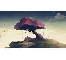 Sakura Tree #2 Photographic Print