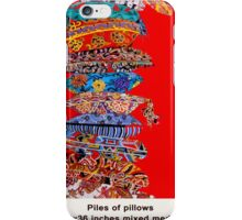 Pile of pillows iPhone Case/Skin