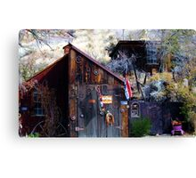 Eclectic Collectables Canvas Print