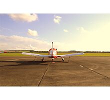 plane sailing Photographic Print