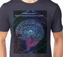 Make A Mental Picture of Yourself Unisex T-Shirt