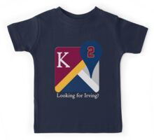 Kyrie Irving Maps Kids Tee