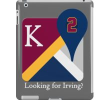 Kyrie Irving Maps iPad Case/Skin